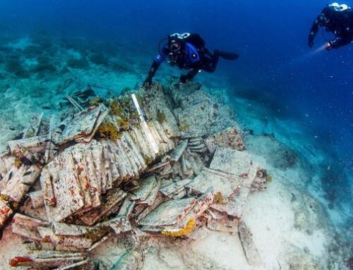 Vatrogasci ronioci JVP Čakovec pronašli teret antičkog broda kod otoka Paga